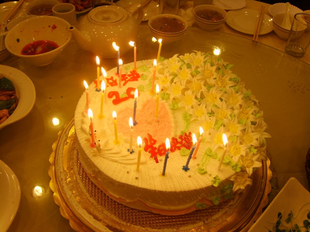生日蛋糕.漂亮吧_表情大全