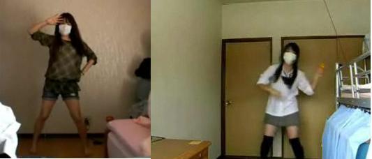 为什么日本女孩儿的自拍视频一律都是带口罩?