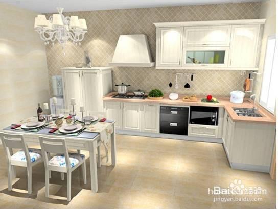 2012最新厨房装修效果图大全
