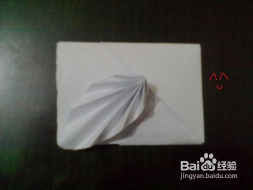 简单信封折法