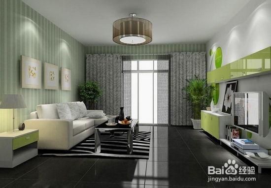 小户型客厅装修效果图 一起营造温馨感