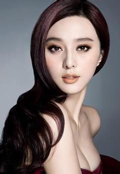 中国美女明星排行榜