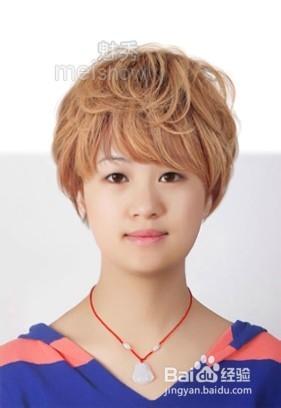 爱生活,爱时尚,爱短发,做属于自己的那个爱短发发型女生.图片
