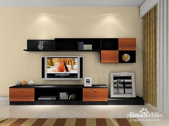 大气现代风格客厅装修效果图,整个客厅的装修,强调色彩上和