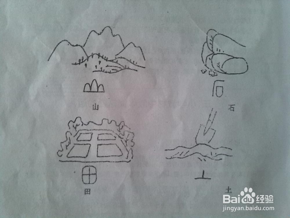 运用教学简笔画常用的方法
