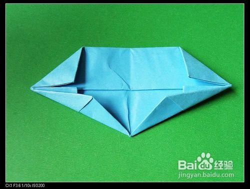 窗花剪纸折法步骤图解 窗花折花剪纸步骤图解 窗花剪纸步骤图解