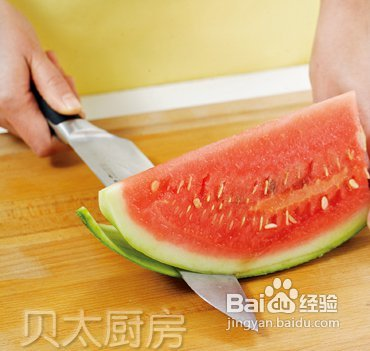 西瓜果盘切法下载 西瓜果盘切法高清 如何切西瓜装盘