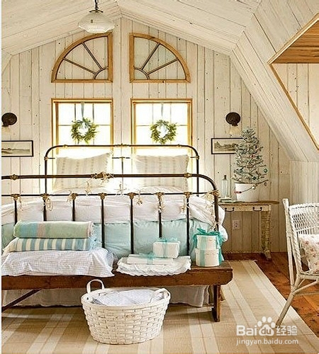 看小卧室装修效果图 装修自己的小卧室