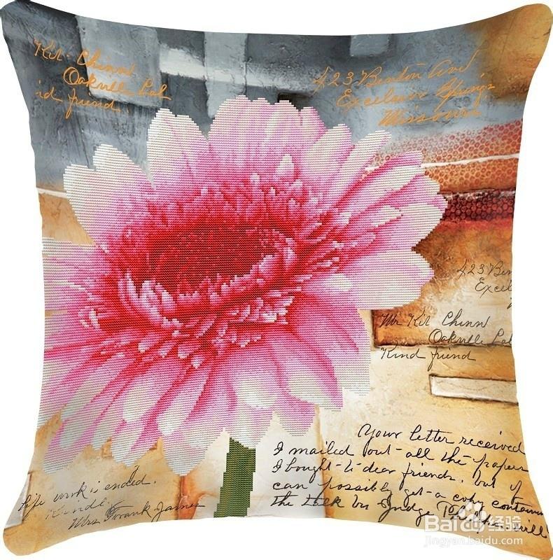 2013年最新款5d十字绣抱枕图案
