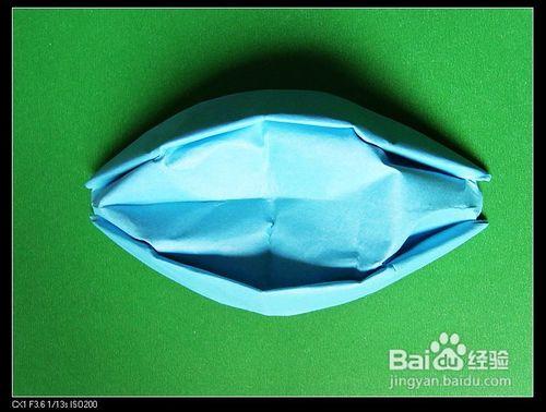 准备八张彩色的正方形纸. 元件折法图解 组装方法图解 折纸大全:图片