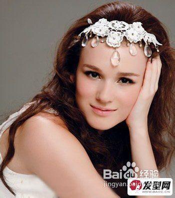 新娘发型设计图片 欧美新娘发型让你高贵又时尚图片