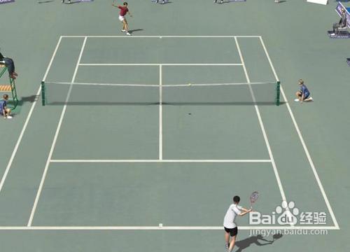 网球赛规则及热准备