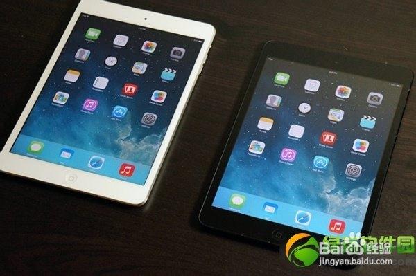 ipad mini2和mini1的区别有哪些