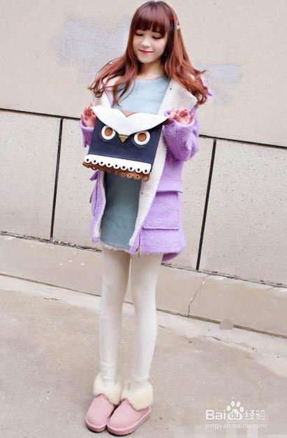 身材矮小女生穿衣搭配显高技巧