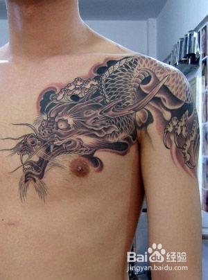纹身的风水讲究及禁忌图片