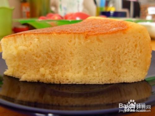 最简单的8道电饭锅做蛋糕方法图片