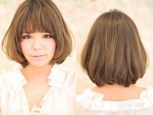 发色:深橄榄甜美指数:★★★★★小白点评:这款发型在轮廓感和凌乱感