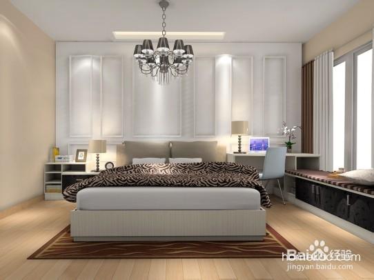 2013年现代简约的卧室风格效果图推荐