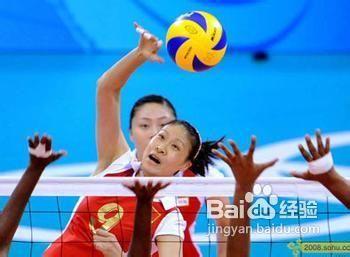 教你如何让女生喜欢打排球