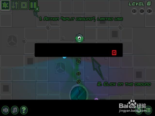 4399小游戏小球攻略液体通关攻略秘籍:[5]5关布拉格的广场绿色图片