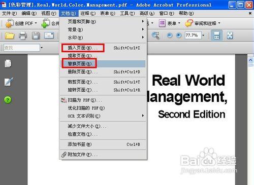 把提取的页面导出成为word文档图片