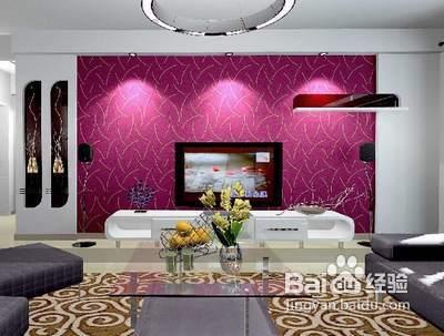影视墙的装饰可以在客厅装修中起到画龙点睛的效果.   影视