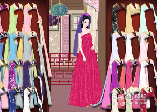 韩国古装美女小游戏攻略