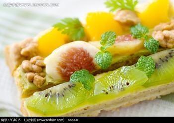 花式水果拼盘的做法教程