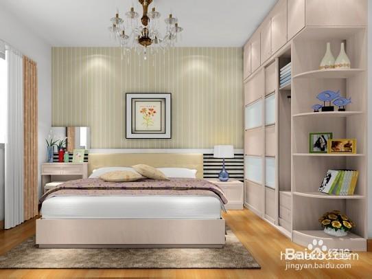 女生卧室装修效果图欣赏