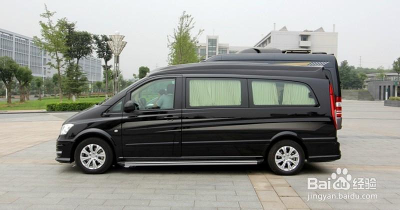 郑州商务车改装与日常清洁高清图片