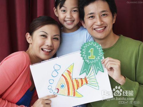 合理的家庭教育有利于提高孩子注意力