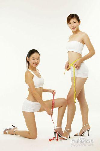 夏季减肥四步攻略突变苗条美女