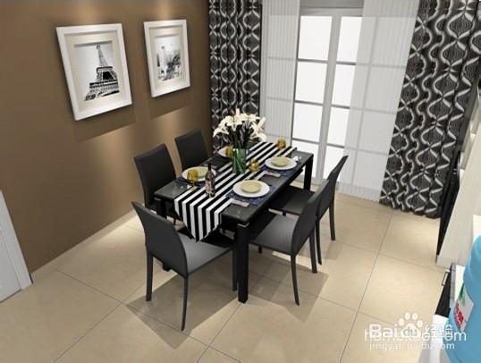 2013年家庭餐厅装修风格推荐