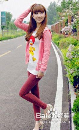 高个子女生穿衣搭配技巧