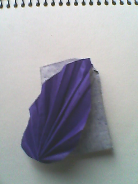 最简单的信封折法