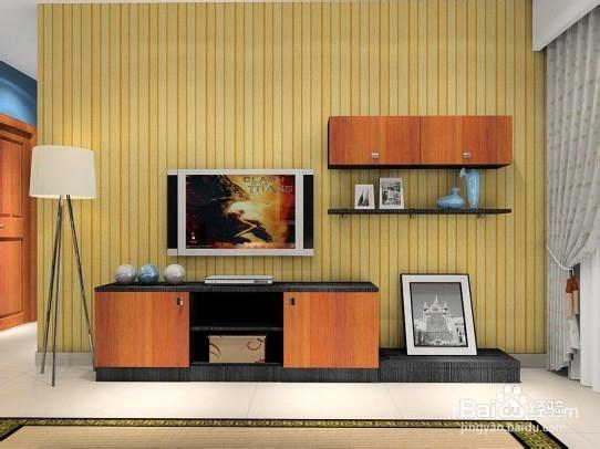 现代简约风格的大气客厅装修效果图