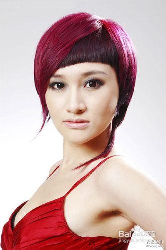 什么发型适合适合什么脸型图片