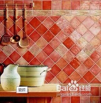 瓷砖清洗技巧三大招