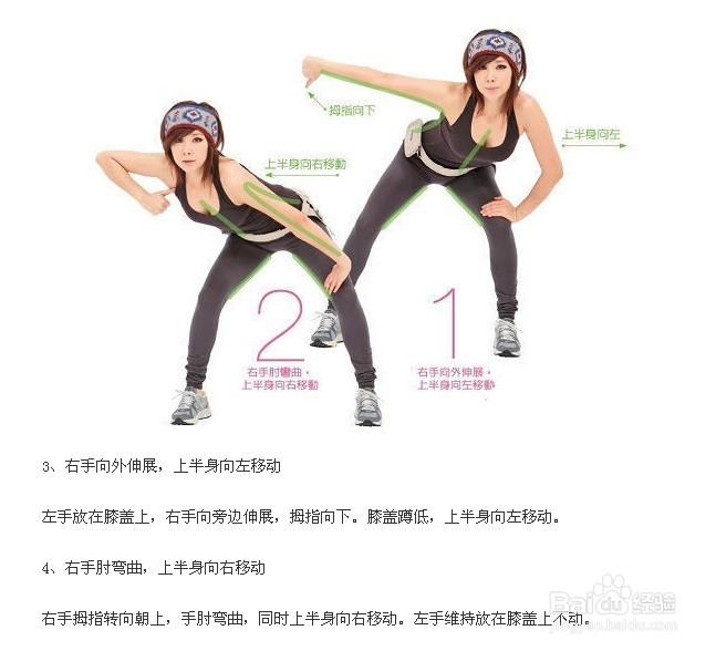 郑多燕减肥操最经典的4个瘦腹动能,很有效(图)节食运步骤减肥吗图片