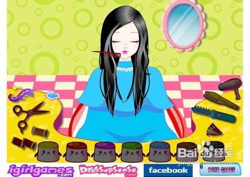 少女漫画 美女小游戏2006年1月开始载于讲谈社的漫画