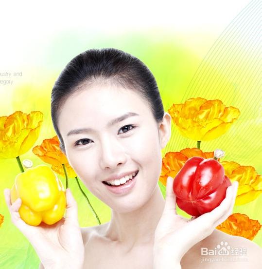 夏天女人吃什么蔬菜美白
