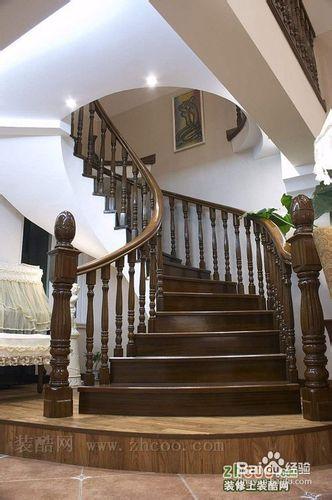 楼中楼楼梯装修效果图【复式楼梯装修效果图】
