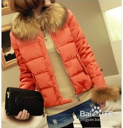 2012冬季韩式服装羽绒服搭配显瘦保暖必备