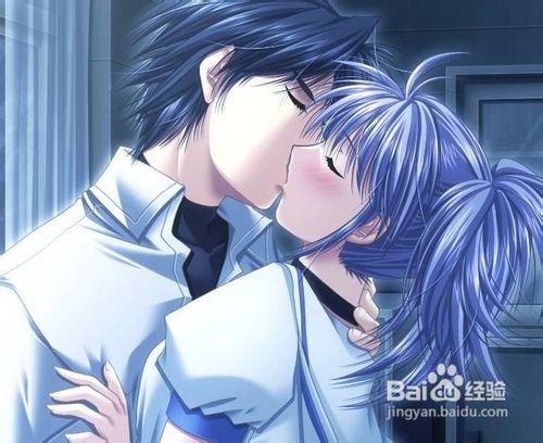 男女接吻视频(动漫)