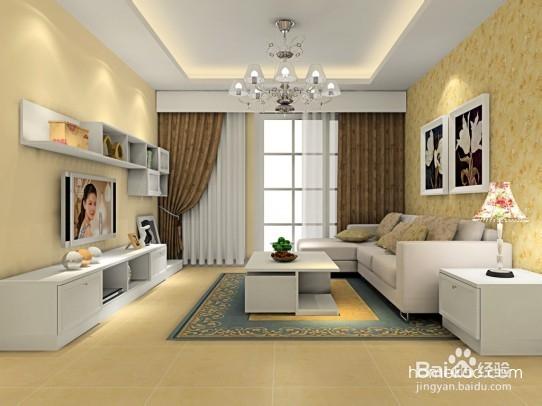 2013现代风格韩式客厅装修设计,充分体现了韩式家居的舒适