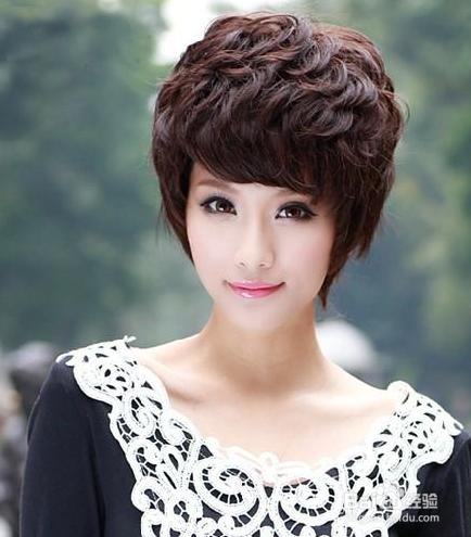 三十岁女人发型分享展示图片