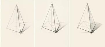 几何形体素描 3图片