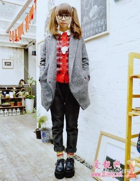 蘑菇街女装搭配打造都市女郎范