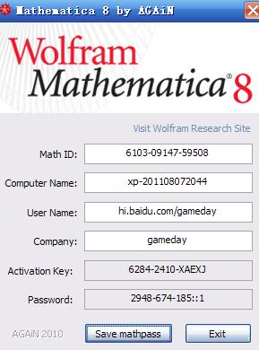 mathematica8.0下载_mathematica 8.01转自百度空间