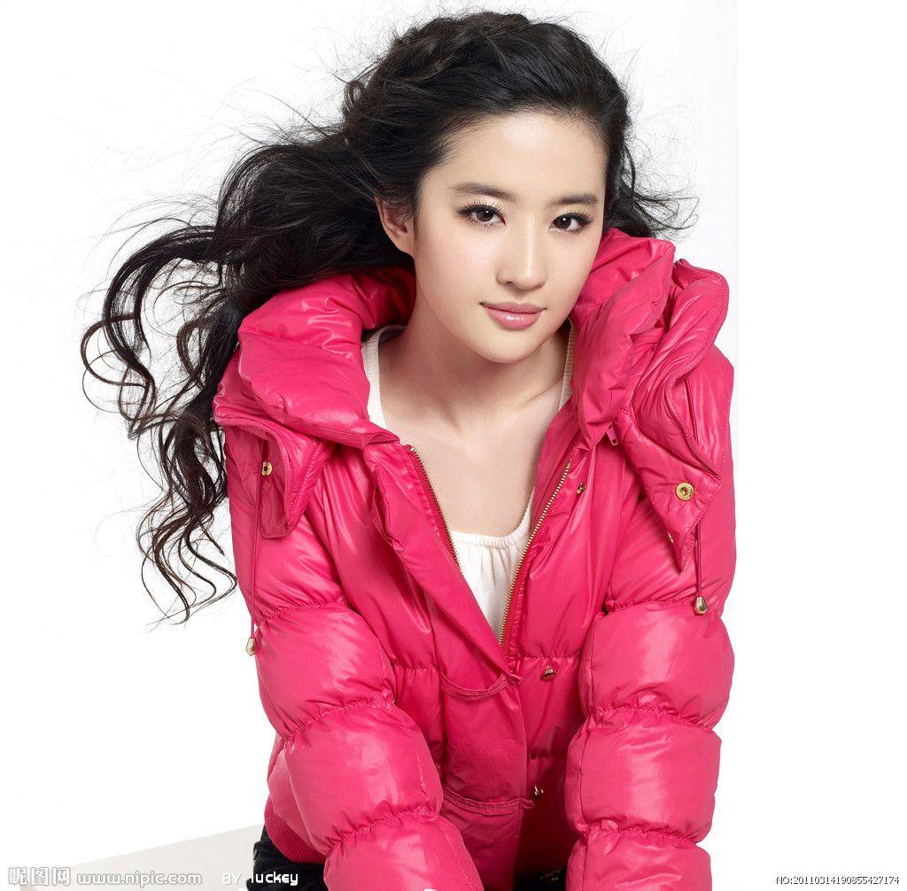 Liu Yi Fei >> 【转】刘亦菲高清大图_放飞梦想的空间_百度空间